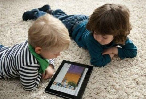 tecnologia e infanzia