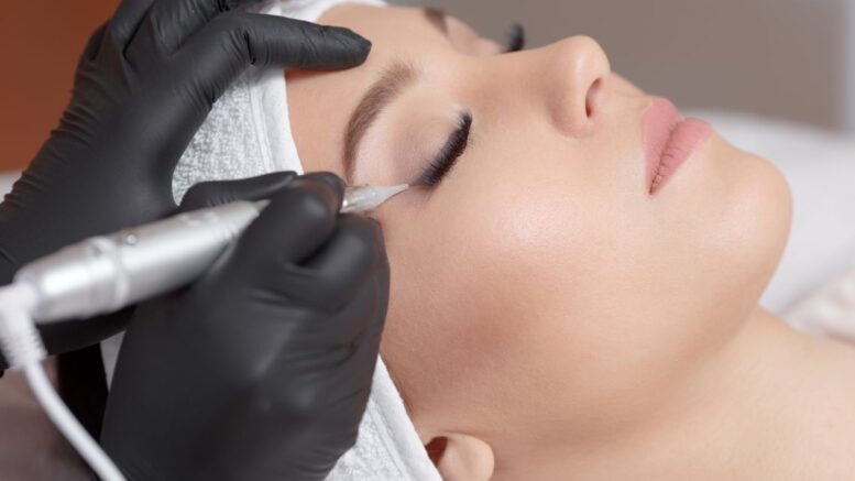 corsi di makeup permanente di viktoria logoida