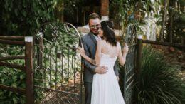 Come organizzare un matrimonio nel giardino di casa